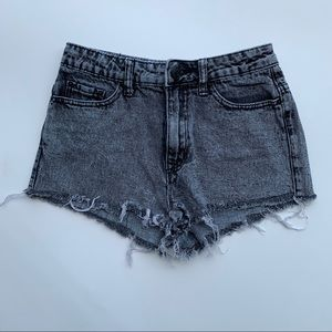 UP BDG Highwaisted cheeky shorts